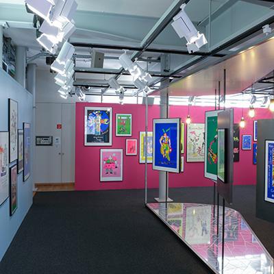 Les affiches de Niki de Saint Phalle