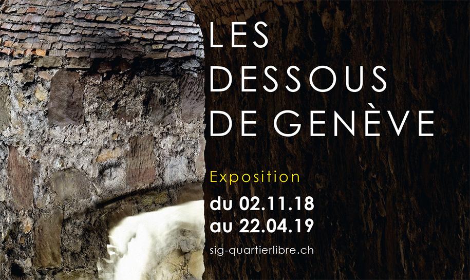 Une partie de l'affiche de l'expo