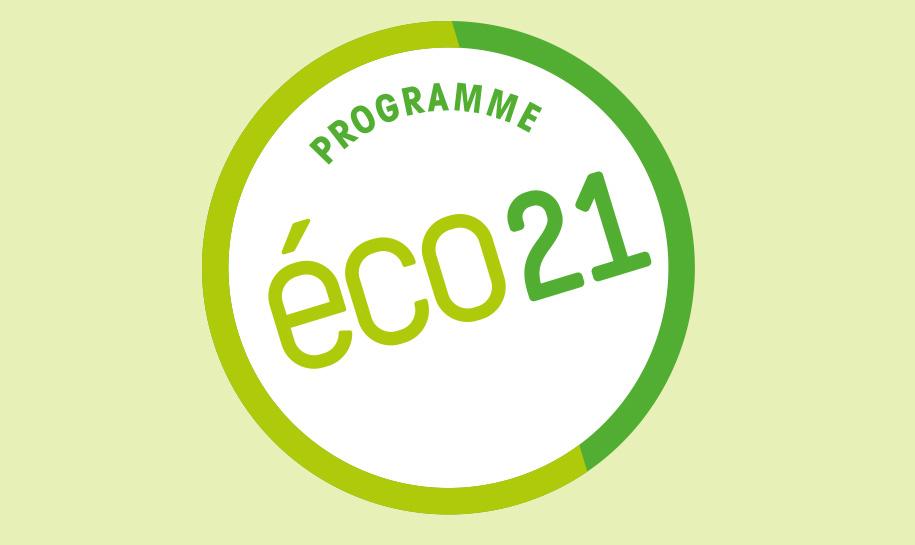 Logo éco21