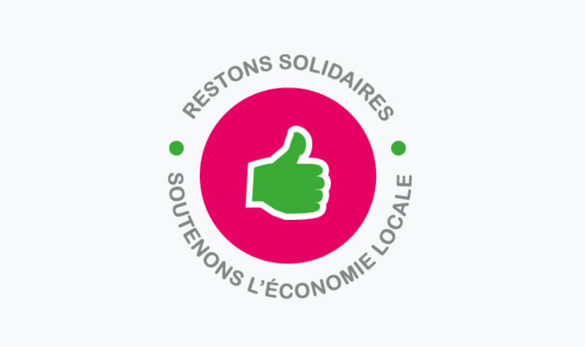 Logo Restons Solidaire