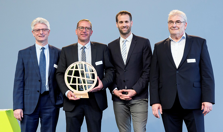 Trophée Ambition Négawatt