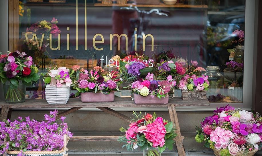 Boutique Wuillemin Fleuristes