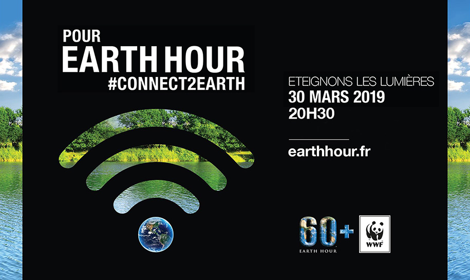Visuel Earth Hour